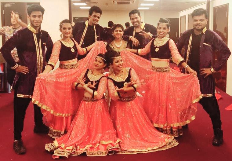 Bollywood Dance - GAE EVENTS - DUBAI - UAE (1)