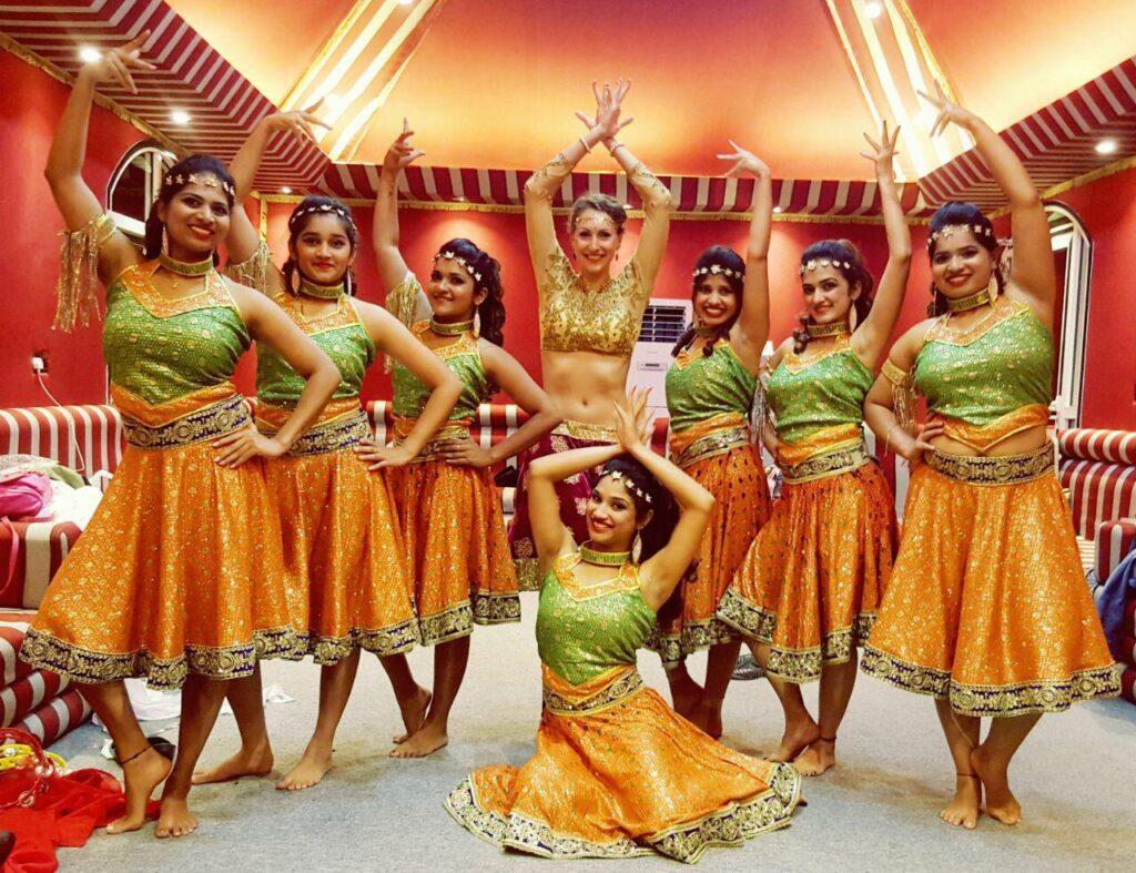 Bollywood Dance - GAE EVENTS - DUBAI - UAE (2)