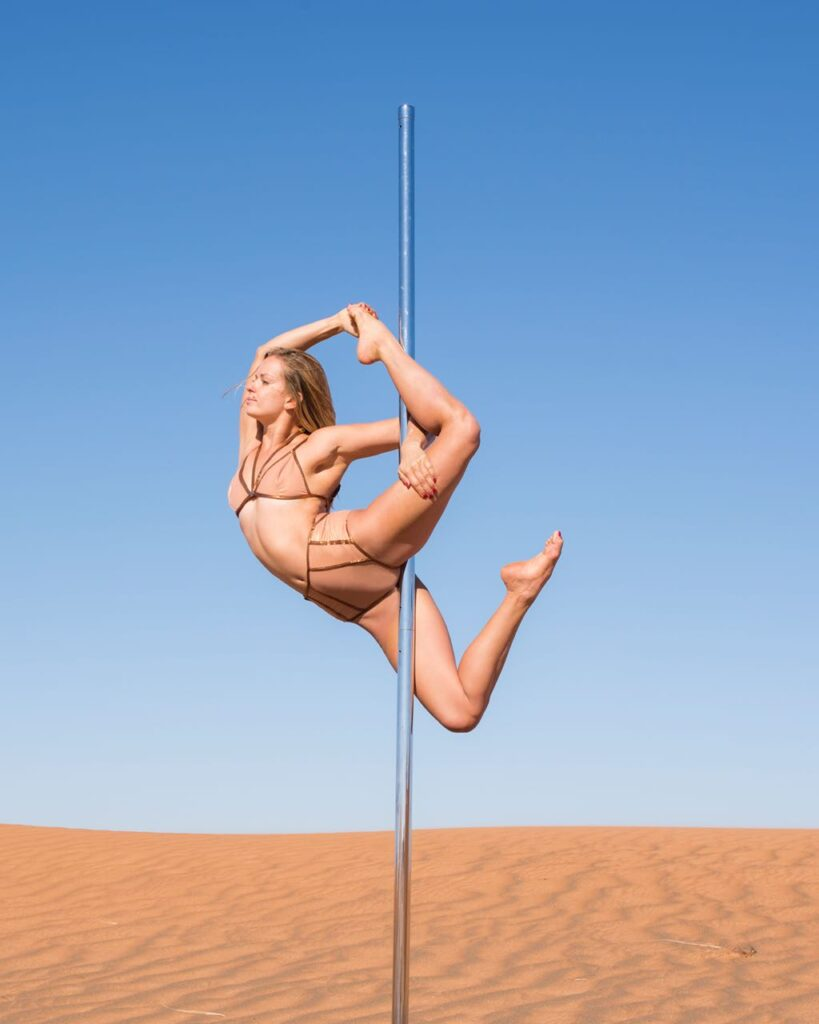 Pole Dance - GAE EVENTS - DUBAI - UAE (1)