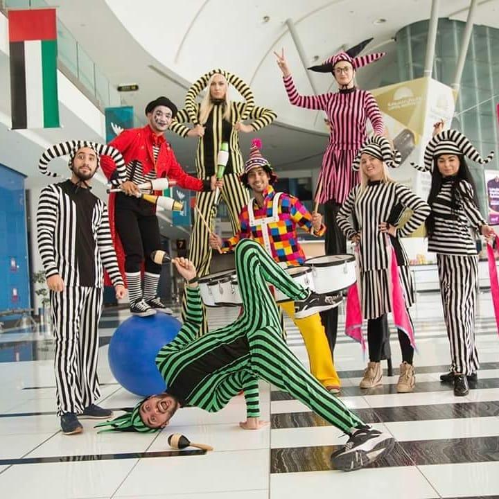 Roaming Performers - GAE EVENTS - DUBAI - UAE (18)
