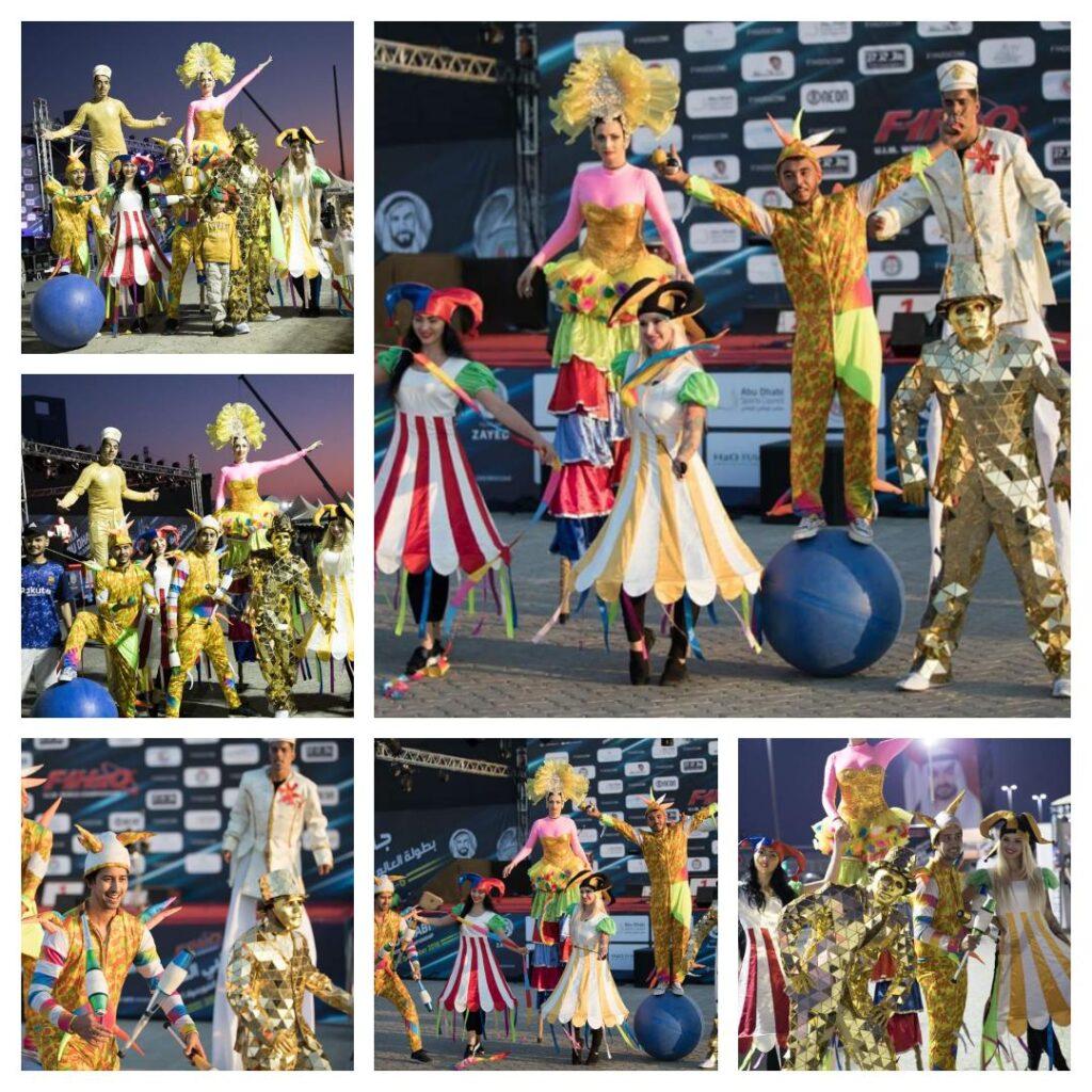 Roaming Performers - GAE EVENTS - DUBAI - UAE (19)