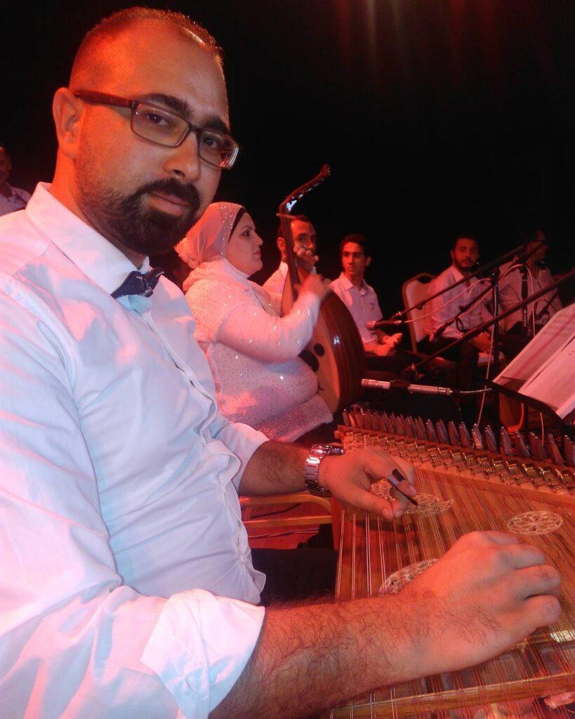 AH - Qanun Player - Gae events - Dubai - UAE (4)