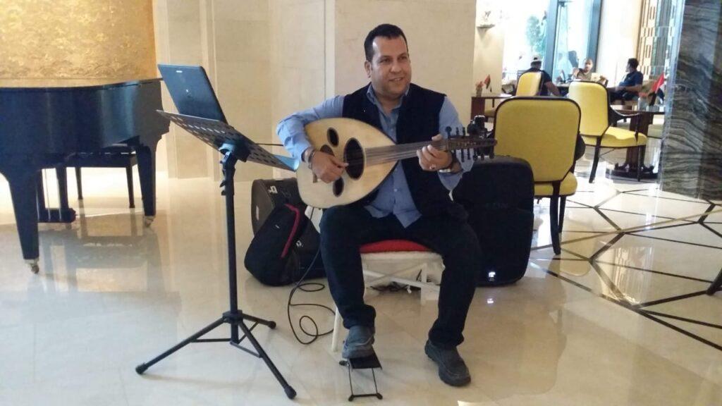 AM - Oud Player - GAE events - Dubai - UAE (3)