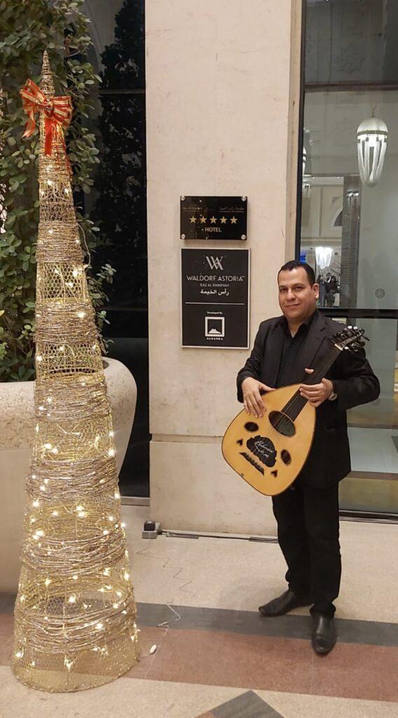 AM - Oud Player - GAE events - Dubai - UAE (5)