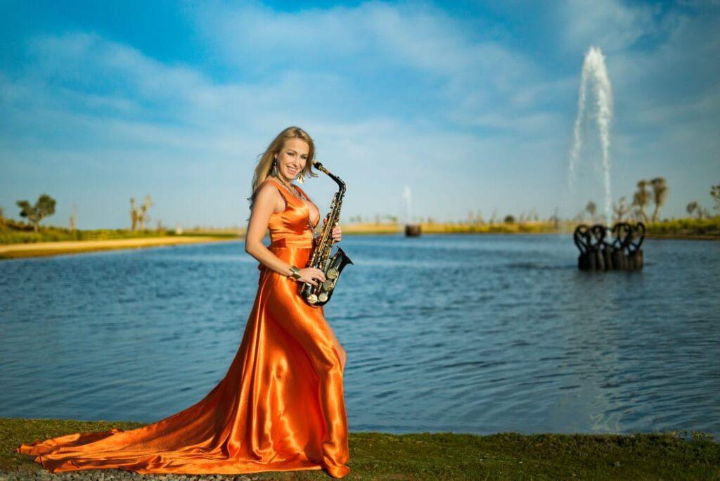 AO - Saxophonist - GAE events - Dubai - UAE (4)
