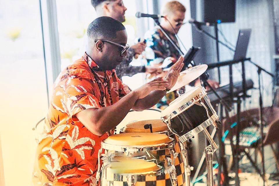 AX - Drummer - Gae events - Dubai - UAE (1)