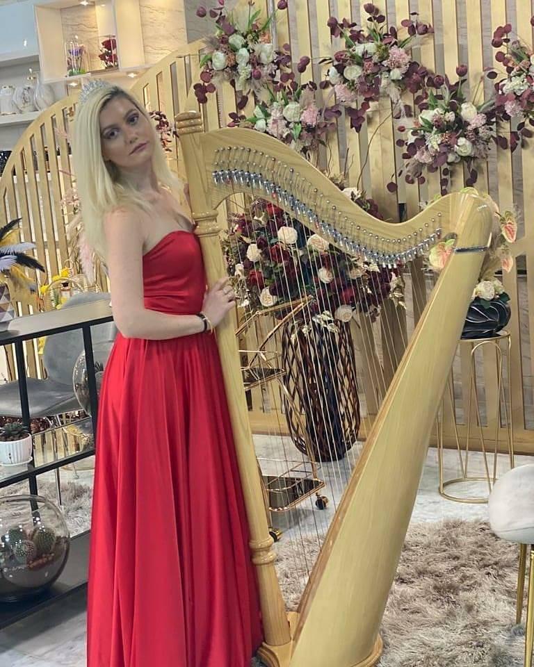 Arabic Harpist - Gae events - Dubai - UAE (8) (1)