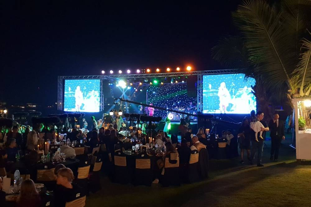 Corporate setups GAE Events Dubai UAE 1
