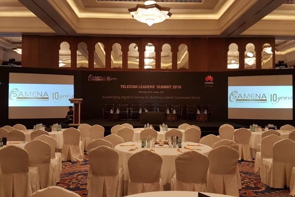 Corporate setups GAE Events Dubai UAE 10