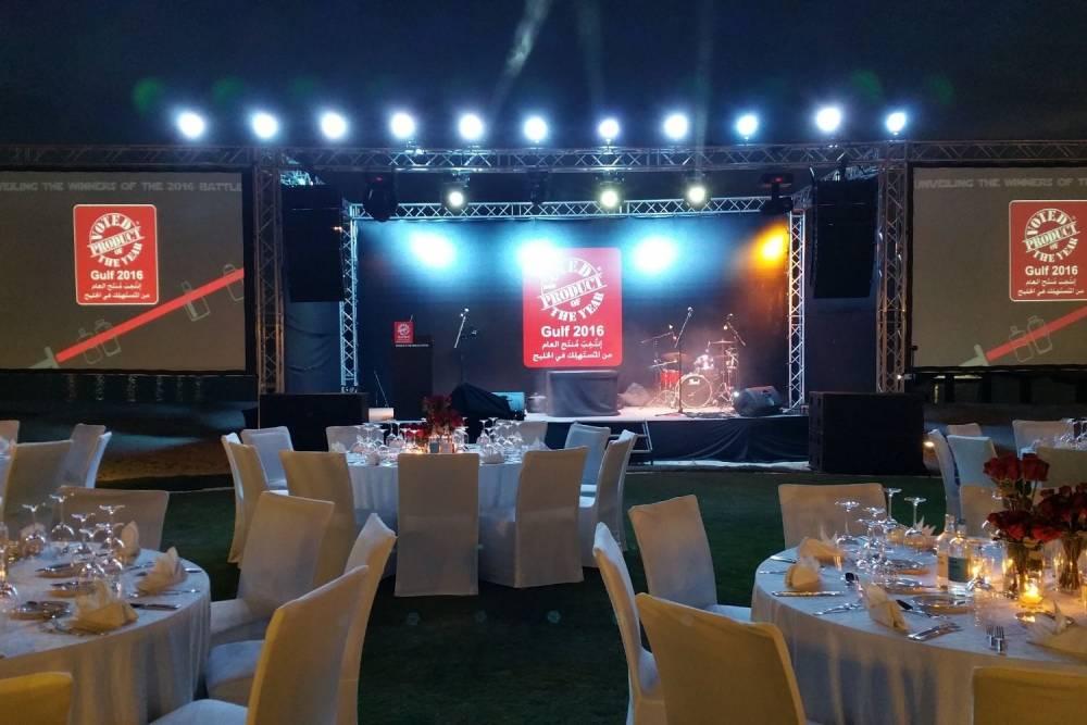 Corporate setups GAE Events Dubai UAE 13