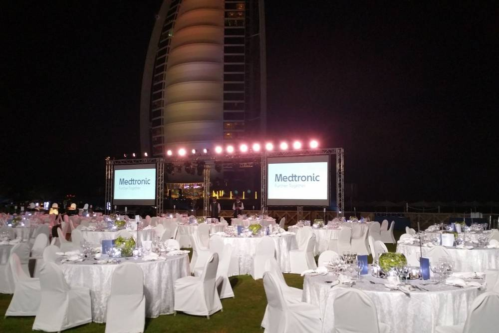 Corporate setups GAE Events Dubai UAE 14