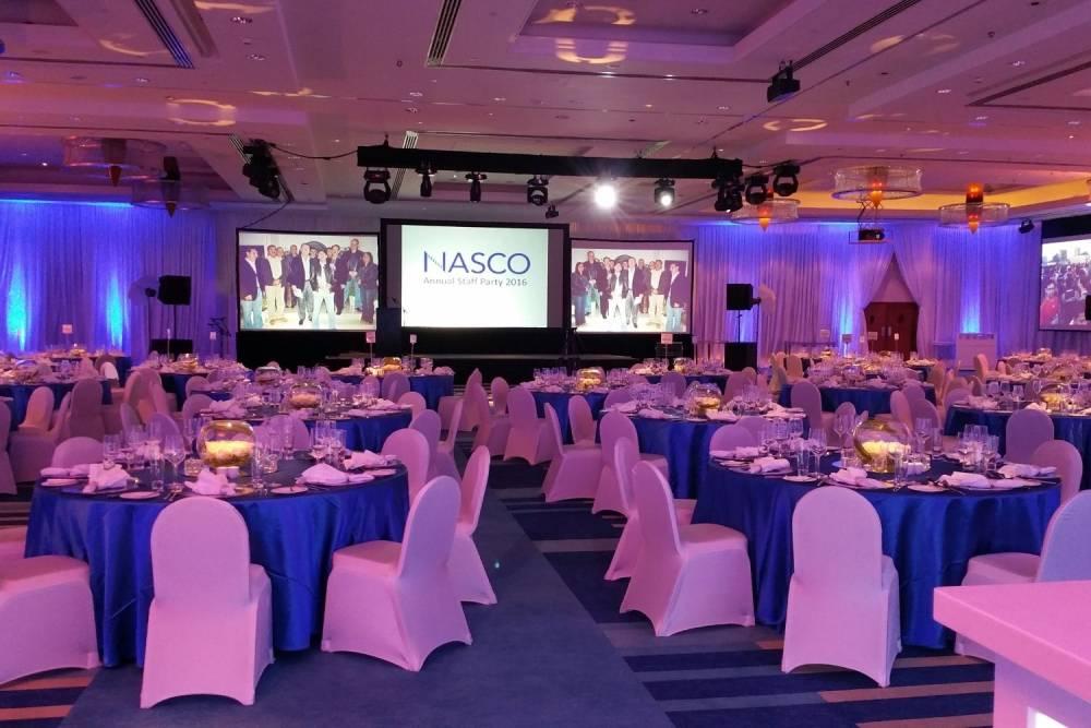 Corporate setups GAE Events Dubai UAE 15