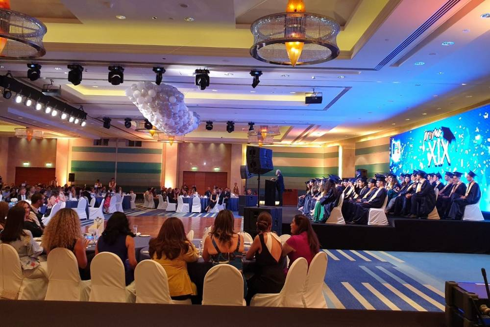 Corporate setups GAE Events Dubai UAE 19