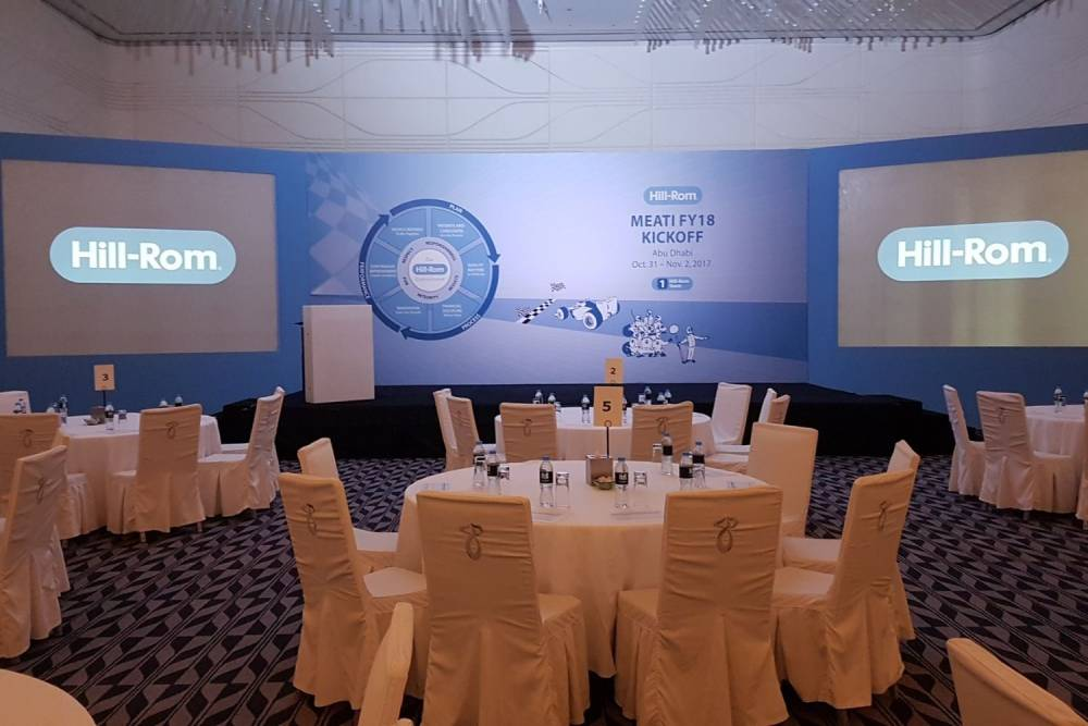Corporate setups GAE Events Dubai UAE 25
