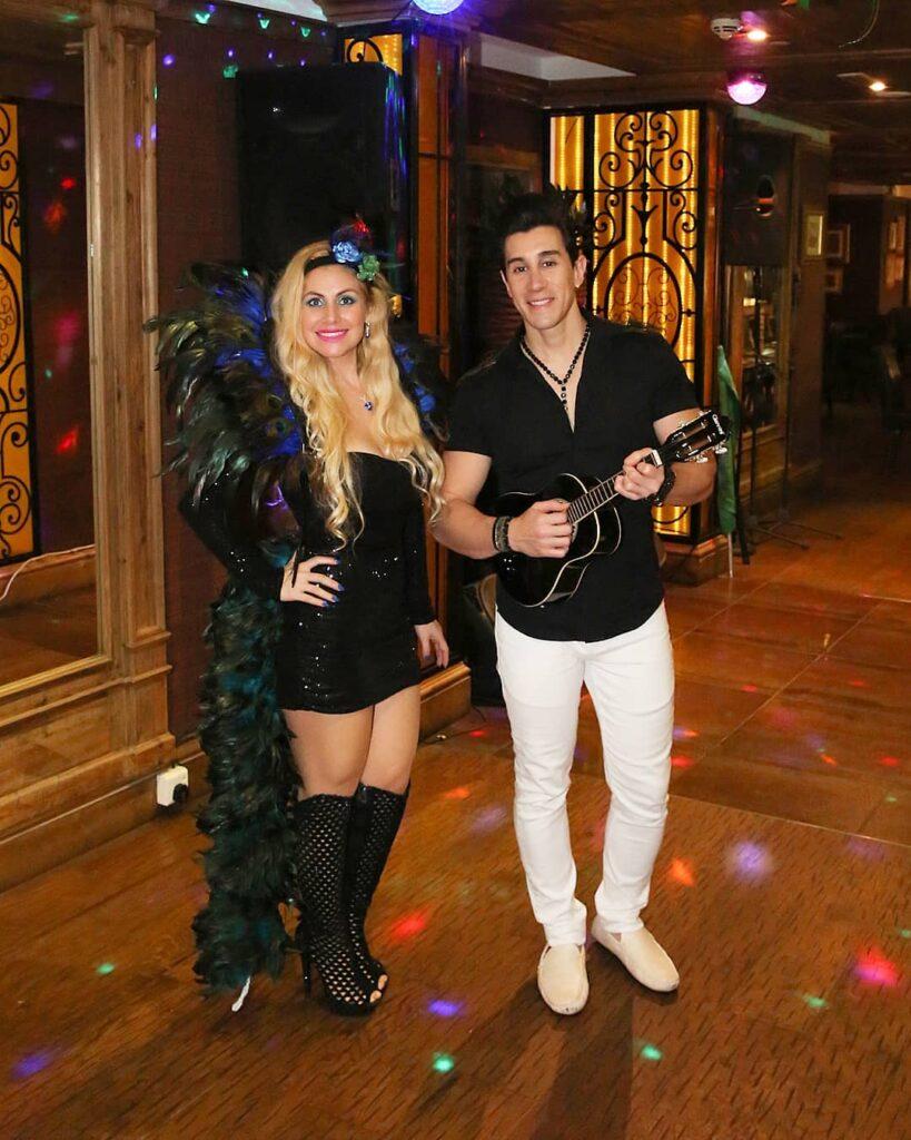 DG - Guitarist & Singer - Gae events - Dubai - UAE