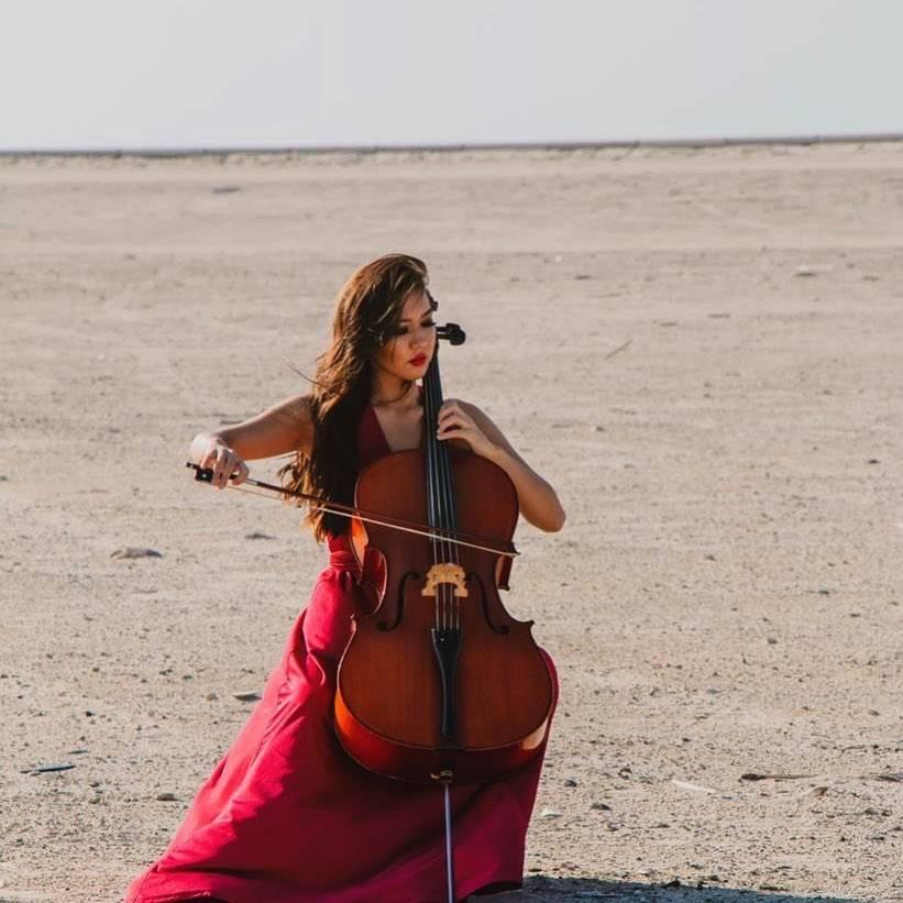 GA - Cellist - Gae Events - dubai - uae (10)