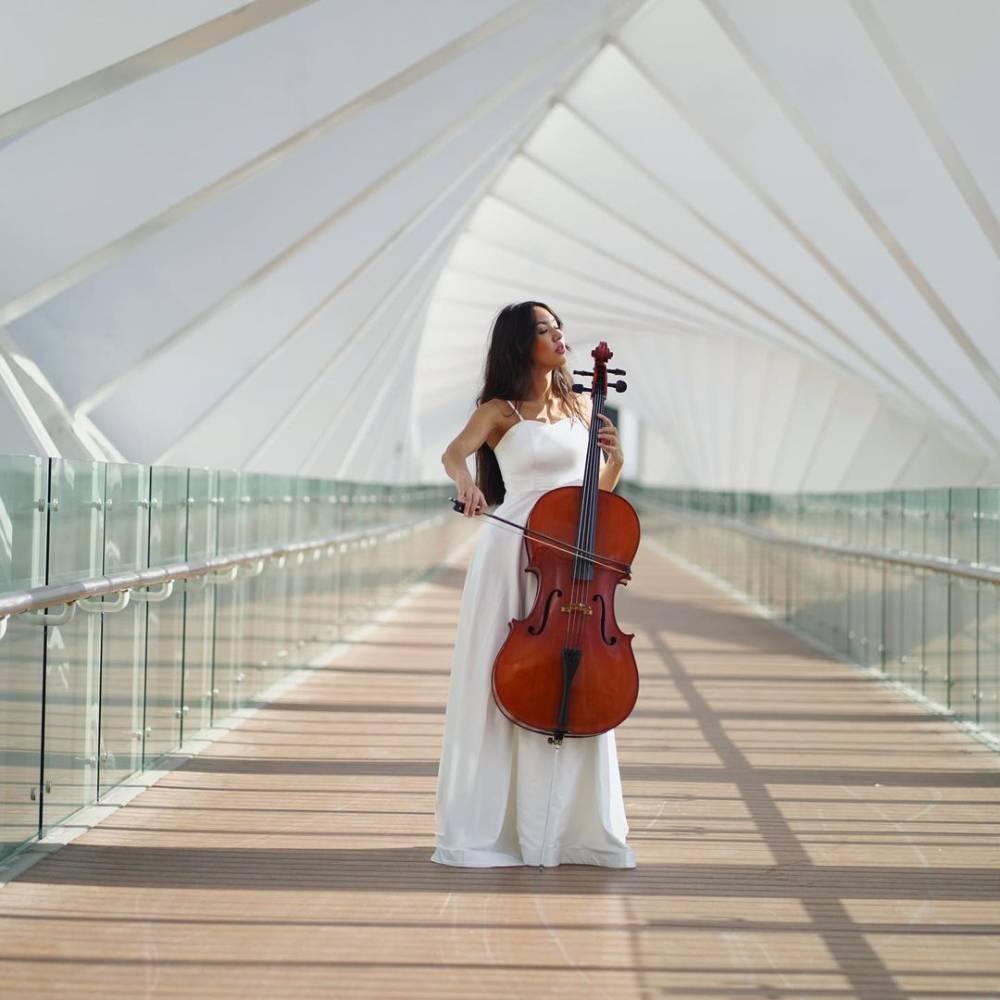 GA - Cellist - Gae Events - dubai - uae (15)