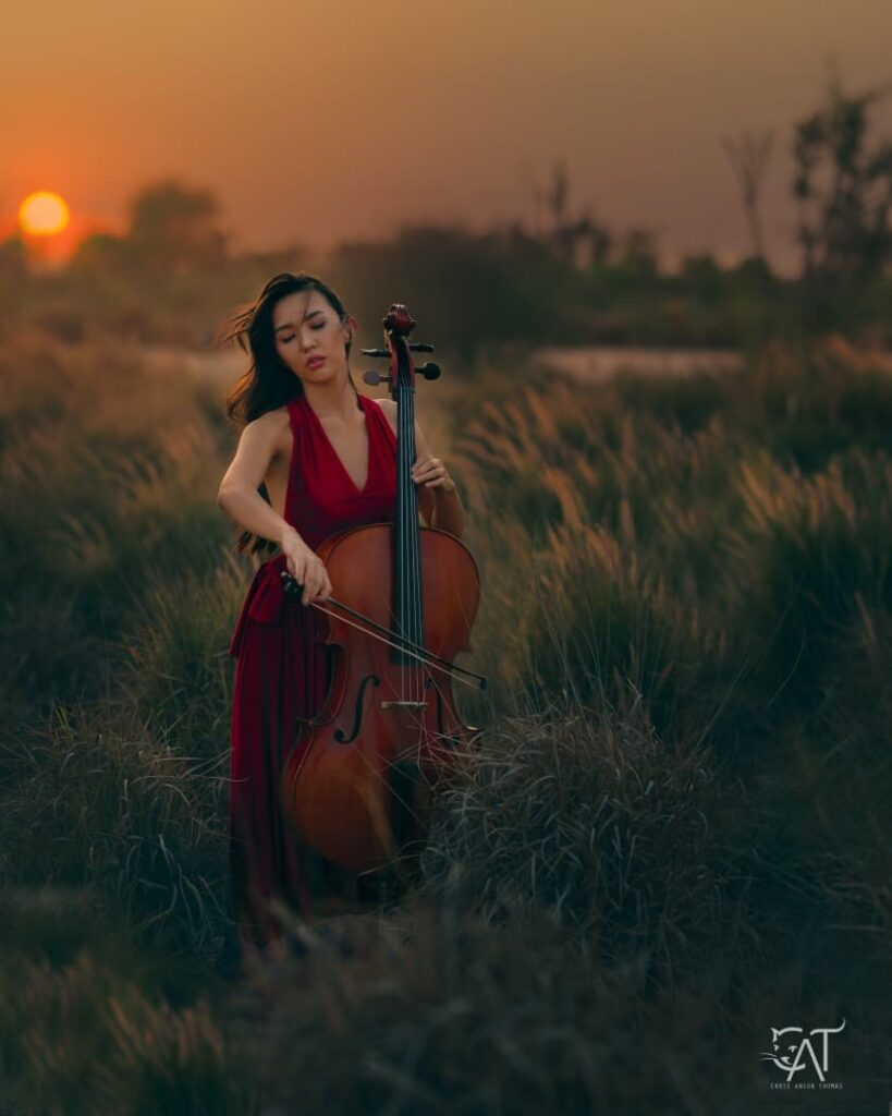 GA - Cellist - Gae Events - dubai - uae (4)