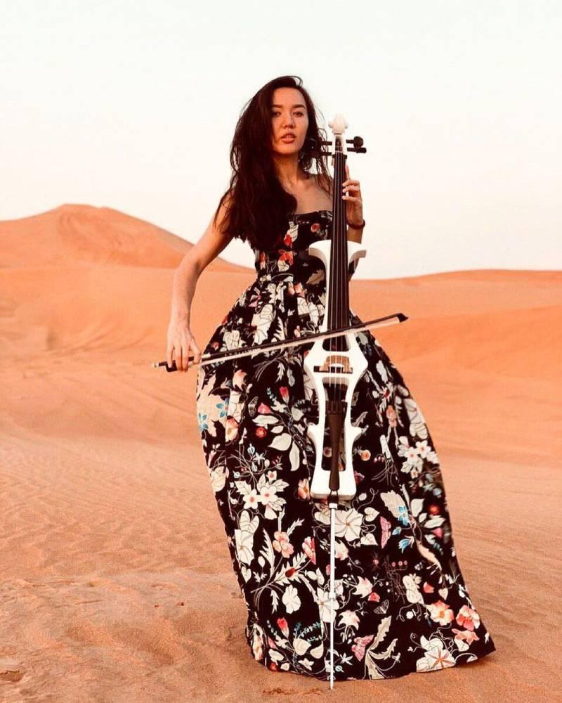 GA - Cellist - Gae Events - dubai - uae (9)