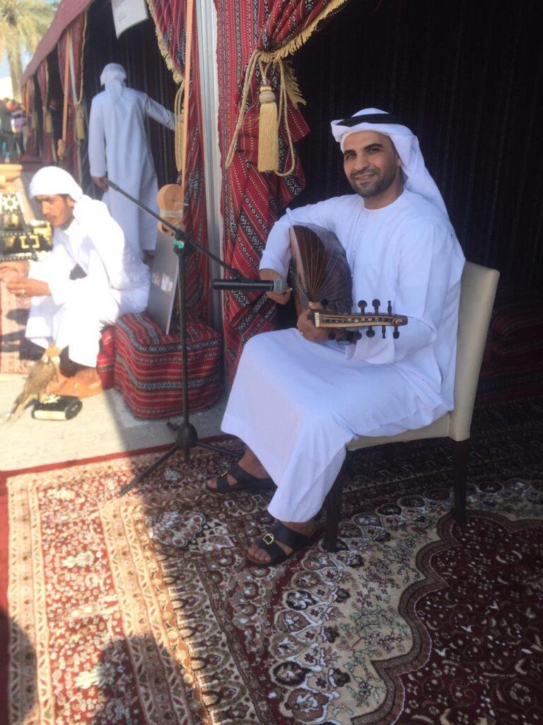 HM Oud Player Gae events Dubai UAE 1