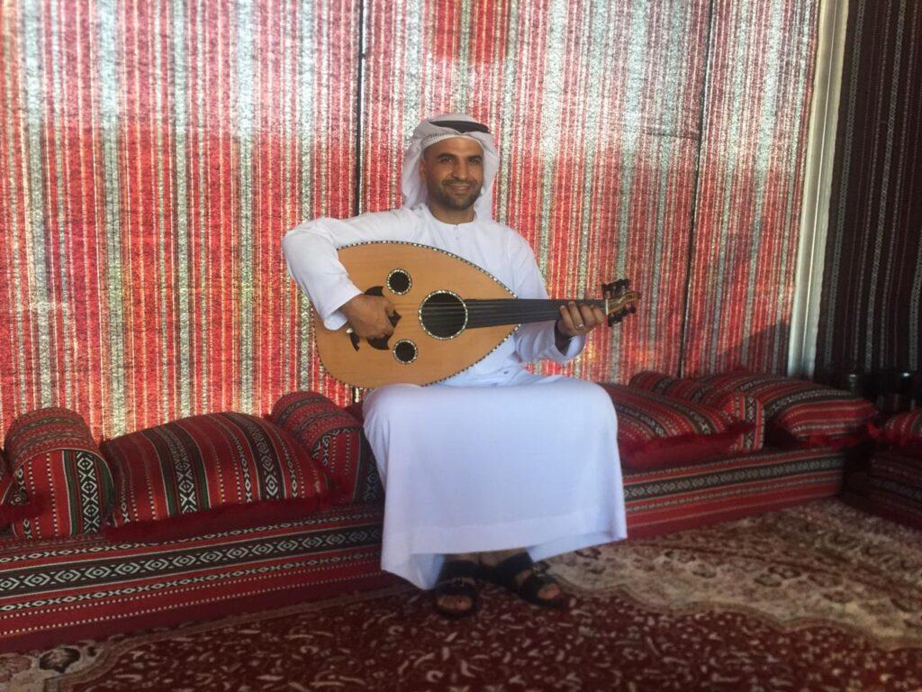 HM Oud Player Gae events Dubai UAE 2