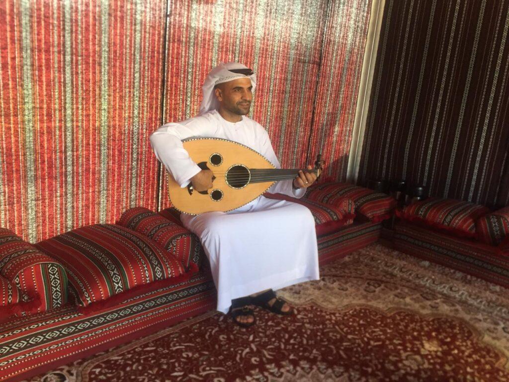 HM Oud Player Gae events Dubai UAE 3