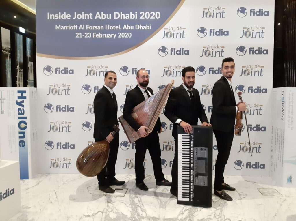HM Oud Player Gae events Dubai UAE 4