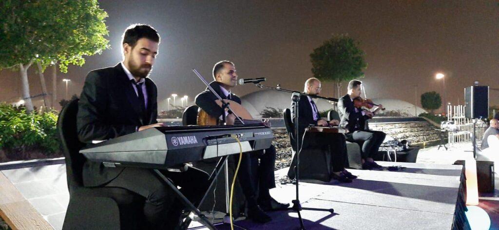 HM Oud Player Gae events Dubai UAE 8