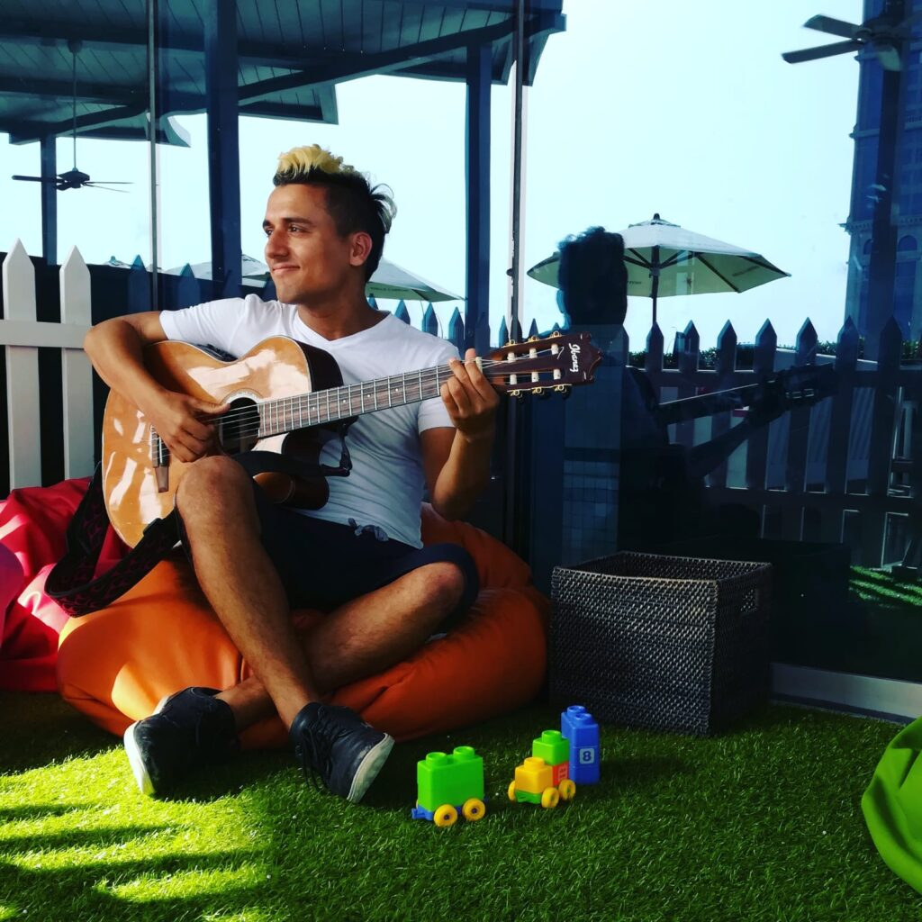 JA - Guitarist - Gae events - Dubai - UAE (2)