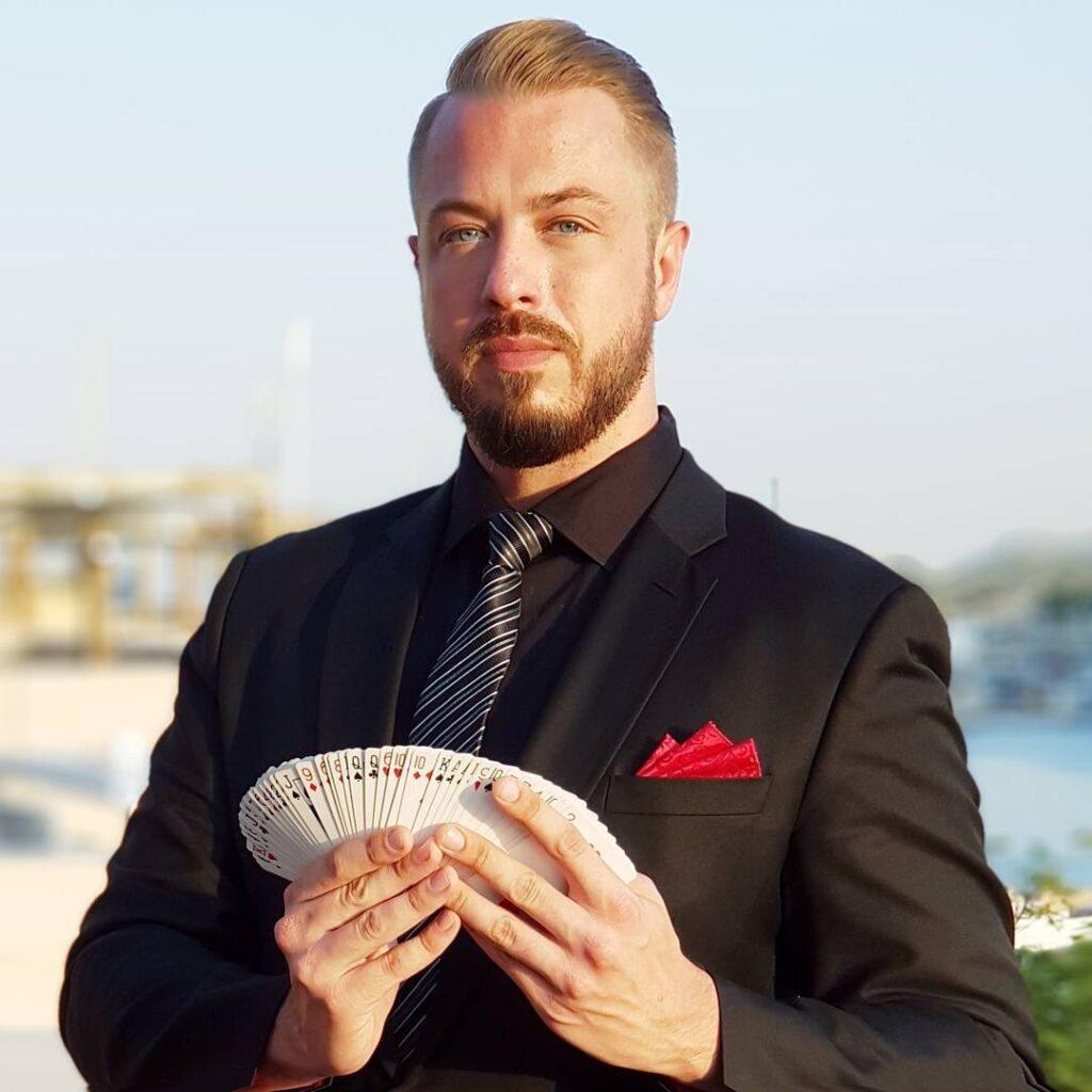JH - Magician & Illusionist - Gae events - Dubai - UAE (2)