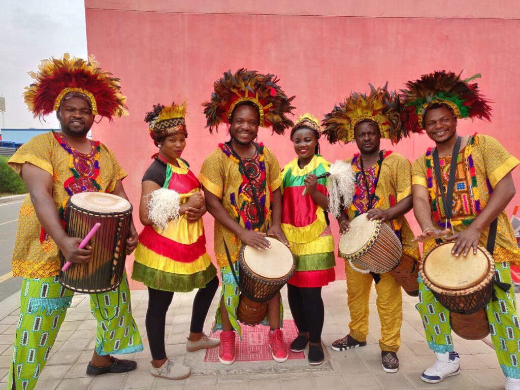 KO - African Show & Drumms - Gae events - Dubai - UAE (1)