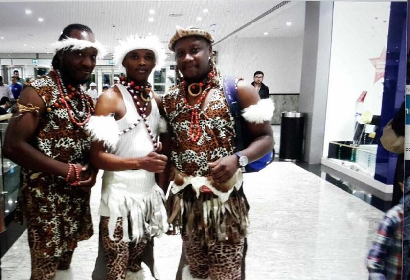 KO - African Show & Drumms - Gae events - Dubai - UAE (3)