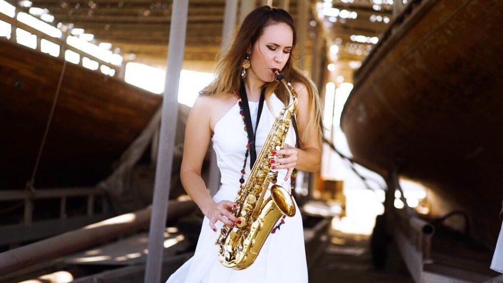 KS - Saxophonist - GAE events - Dubai - UAE (1)