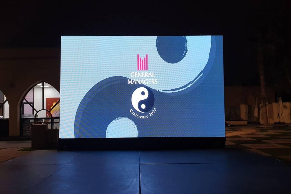 LED screens GAE Events Dubai UAE 10