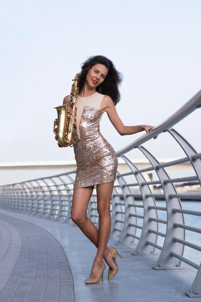 MK - Saxophonist - GAE events -Dubai - UAE (11)
