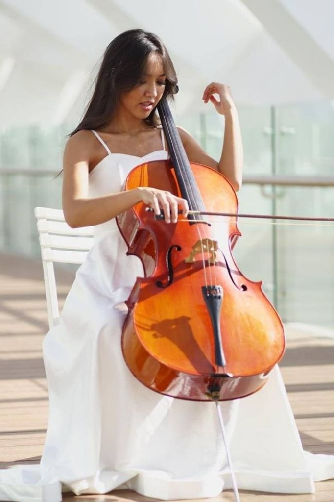 Profile - GA - Cellist - Gae events - Dubai - UAE