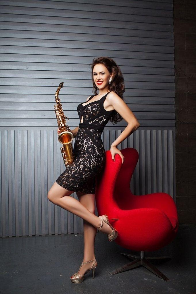 Profile - KS - Saxophonist - GAE events - Dubai - UAE