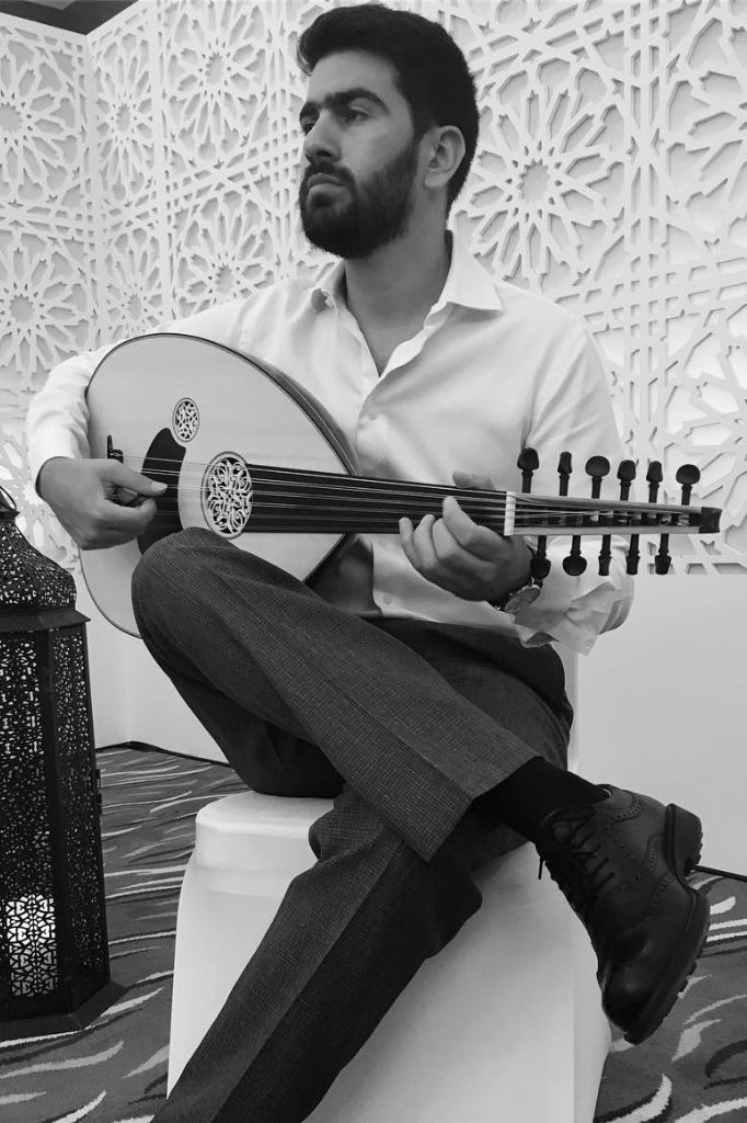 Oud Player in Dubai