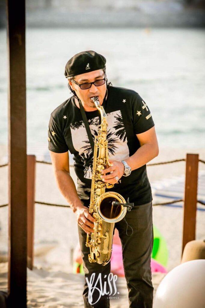 _SPM - Saxophonist - GAE events - Dubai - UAE (2)