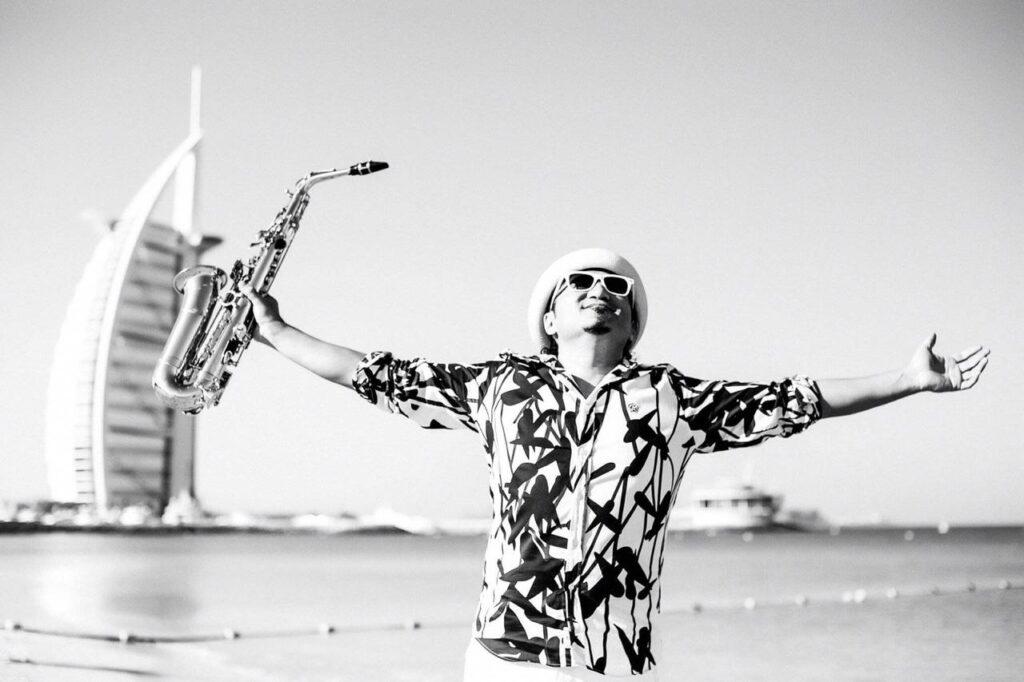 _SPM - Saxophonist - GAE events - Dubai - UAE (4)
