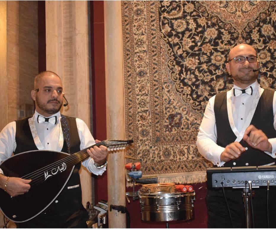 ZE Oud Player GAE events Dubai UAE 2 1
