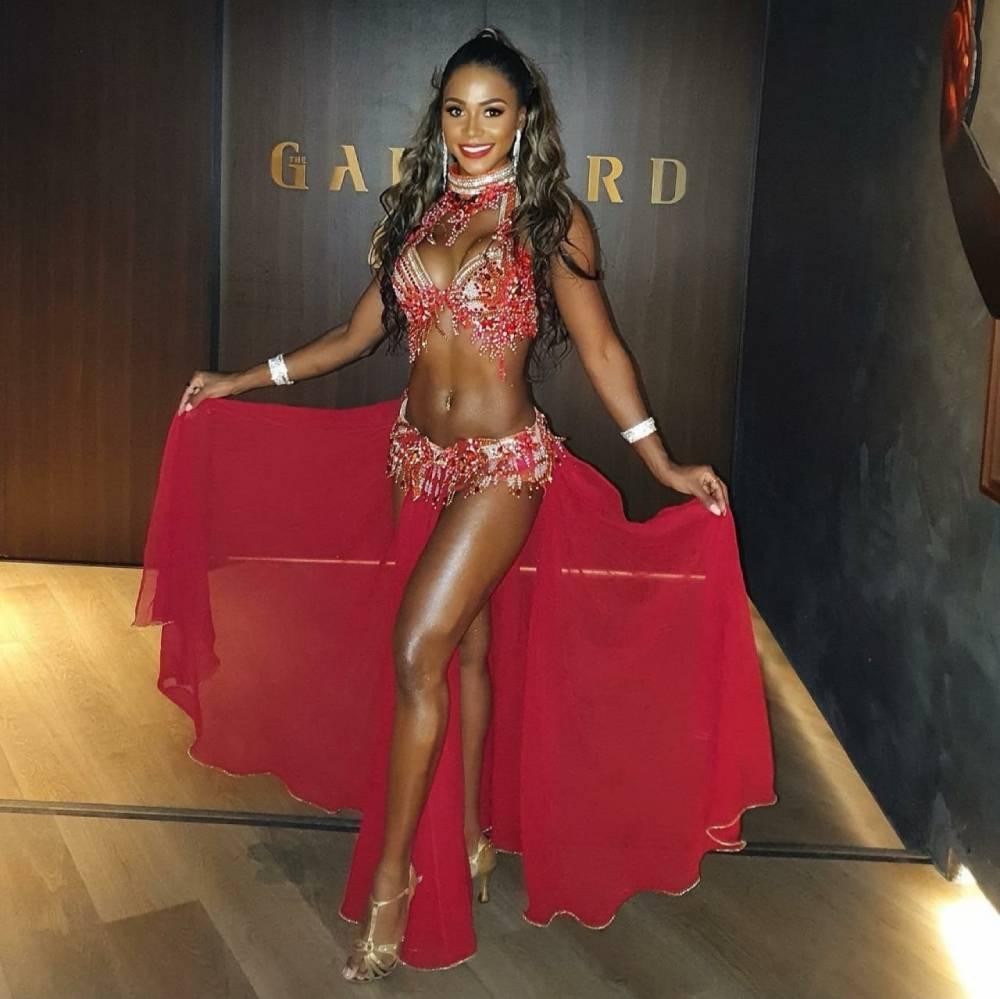 KR - Brazilian Belly dancer - GAE events-Dubai-UAE