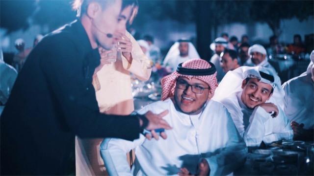 HC - Magician - GAE events - Dubai - UAE (1)