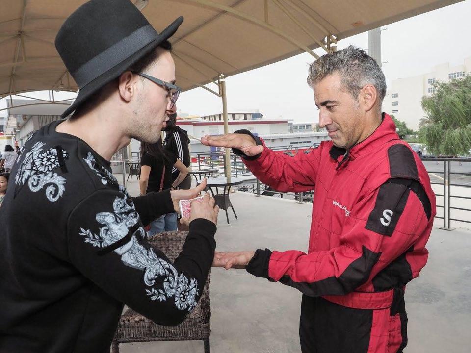 HC - Magician - GAE events - Dubai - UAE (4)