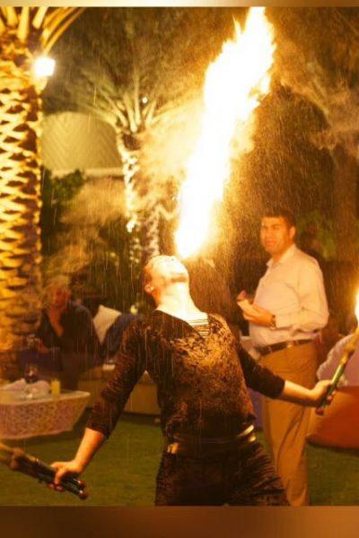 KK - Fire show Group - GAE events - Dubai - UAE (4)