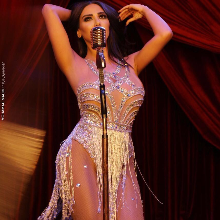 LJ Arabic Singer GAE events Dubai UAE 1