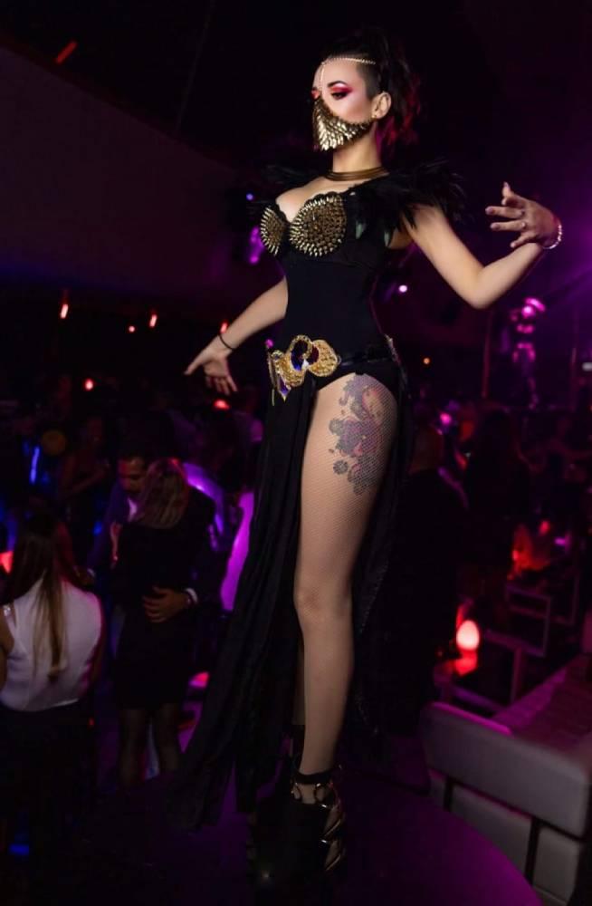 gogo Dancer GAE EVENTS Dubai UAE 12