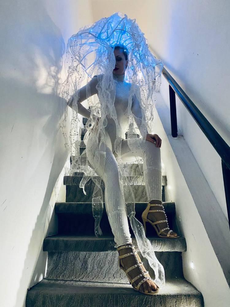 gogo Dancer GAE EVENTS Dubai UAE 3