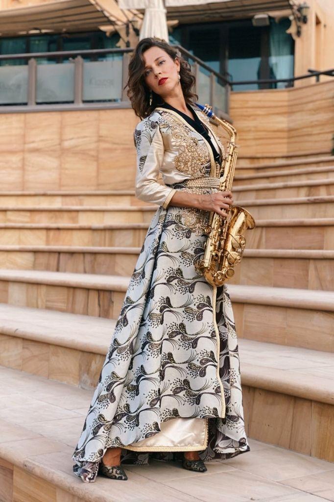 Profile - mk - sasophonist - GAE events - Dubai - UAE