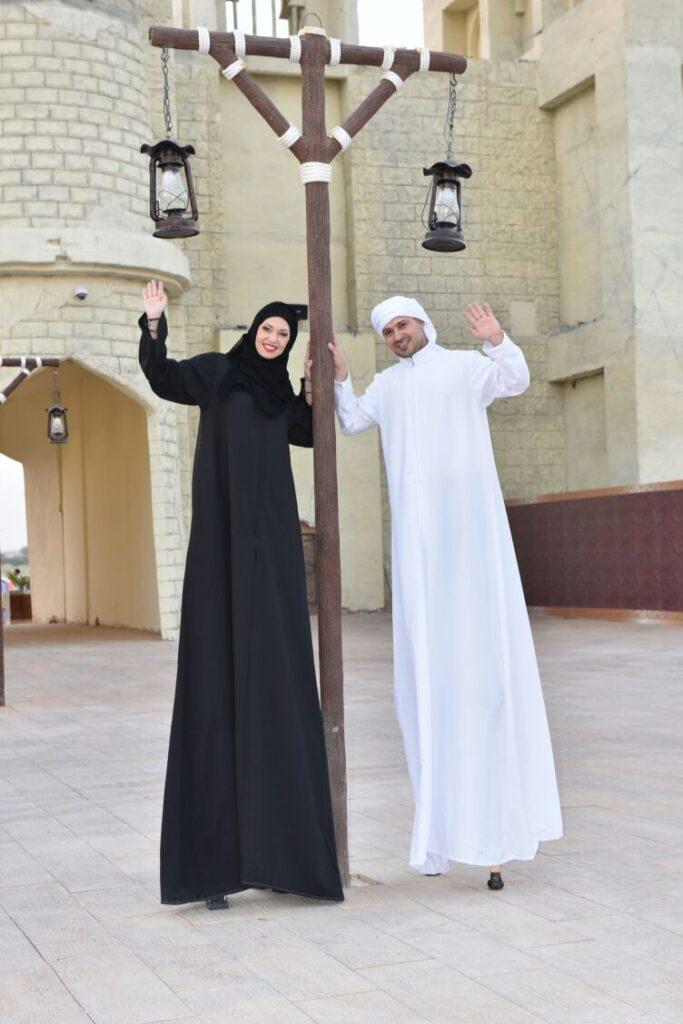 Roaming Performance GAE Events Dubai UAE 1